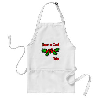have a cool Yule Apron