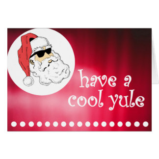 Have a Cool Yule Card