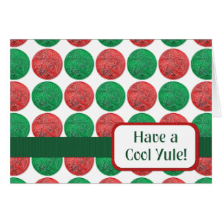 Have a Cool Yule! Card