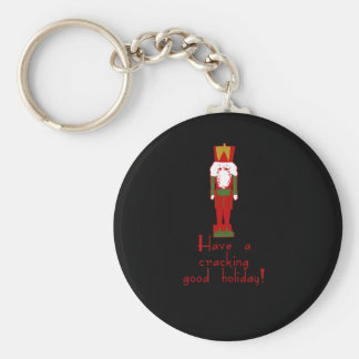 Have a Cracking Good Holiday with Nutcracker Key Chain