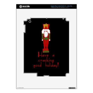 Have a Cracking Good Holiday with Nutcracker iPad 3 Decals