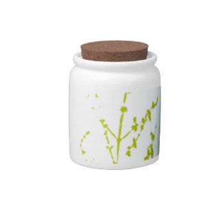 Have a cup O' tea! Candy Jar