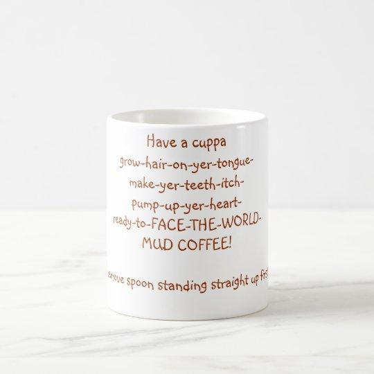 Have a cuppa coffee mug