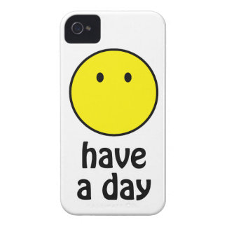 Have a Day! iPhone 4 Case