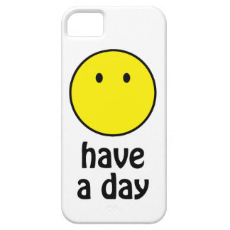 Have a Day! iPhone SE/5/5s Case