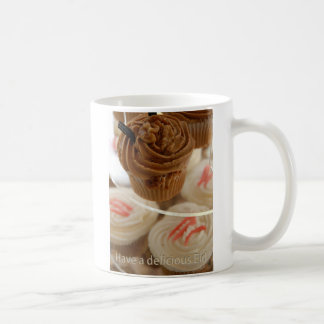 Have a delicious Eid greeting Classic White Coffee Mug