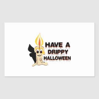 Have A Drippy Halloween Stickers