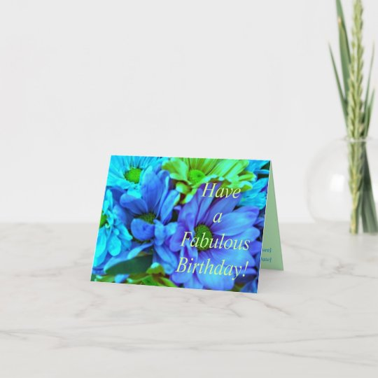 have a fabulous birthday card zazzle com