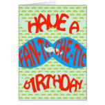 Have a fan-tache-tic birthday! wenskaarten