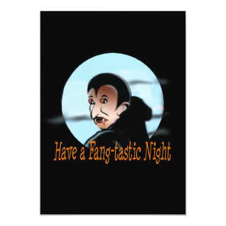 Have a Fang-tastic Night Card