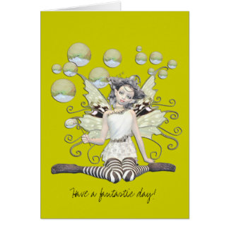 Have a fantastic day! stationery note card