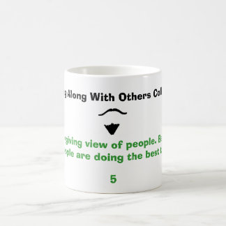 Have a forgiving view of people. Beli... Classic White Coffee Mug