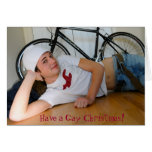 Have a Gay Christmas! Greeting Card