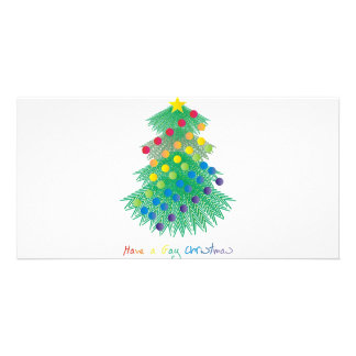Have a Gay Christmas Photo Card