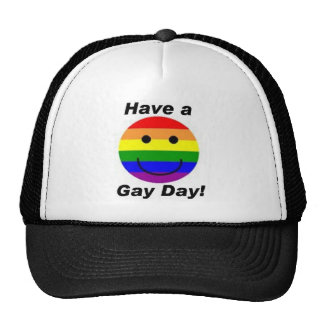 Have A Gay Day! Trucker Hat