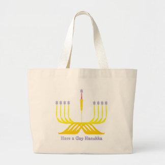 Have a Gay Hanuka Tote Tote Bag