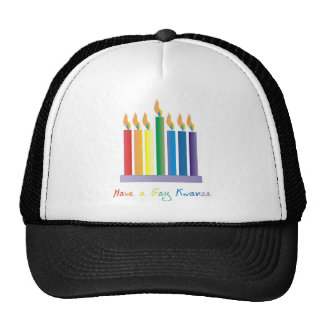 Have a Gay Kwanza Trucker Hat