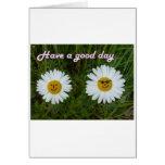 Have a good day grußkarte