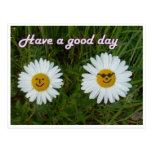Have a good day tarjeta postal
