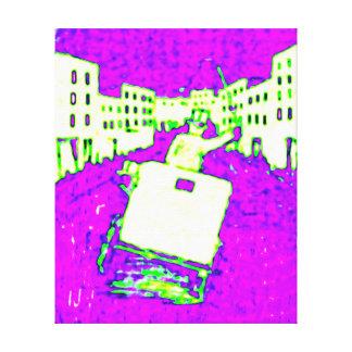 Have a Good Trip Canvas Print