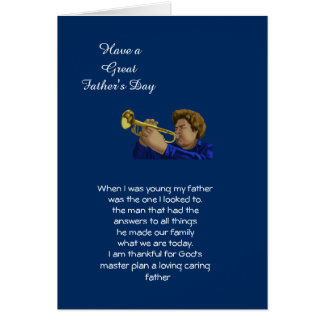Have a Great Father's Day Card