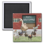 Have a Great Summer Vacation! Refrigerator Magnet