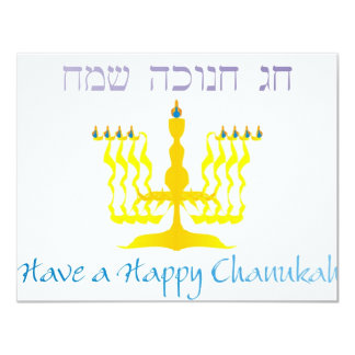 Have a Happy Chanukah Card