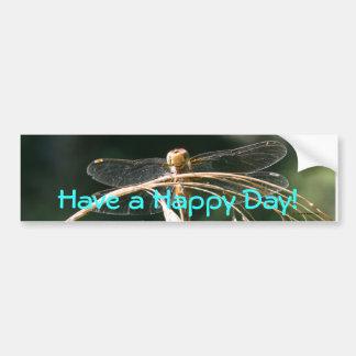 Have a Happy Day! Bumper Sticker