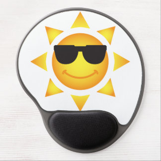 Have a Happy Day Sunshine Gel Mouse Pad