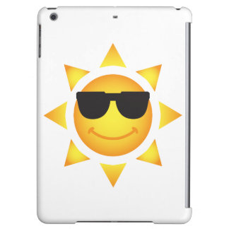 Have a Happy Day Sunshine iPad Air Cover