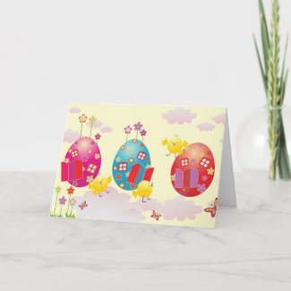 Have a Happy Easter Card card