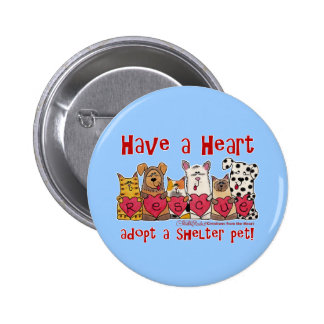 Have a Heart Buttons