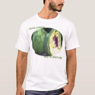 Have a heart, eat an Artichoke T-Shirt