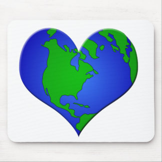 Have a  HEART for Our EARTH Mouse Pad