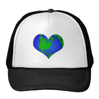Have a  HEART for Our EARTH Trucker Hat