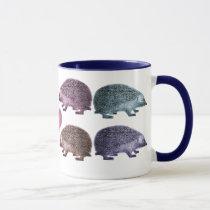 Have a Heart Hedgehog -Eight Hedgehogs Coffee Mug