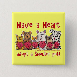 Have a Heart Pinback Button