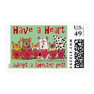 Have a Heart Postage