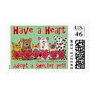 Have a Heart Stamp