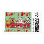 Have a Heart Stamps