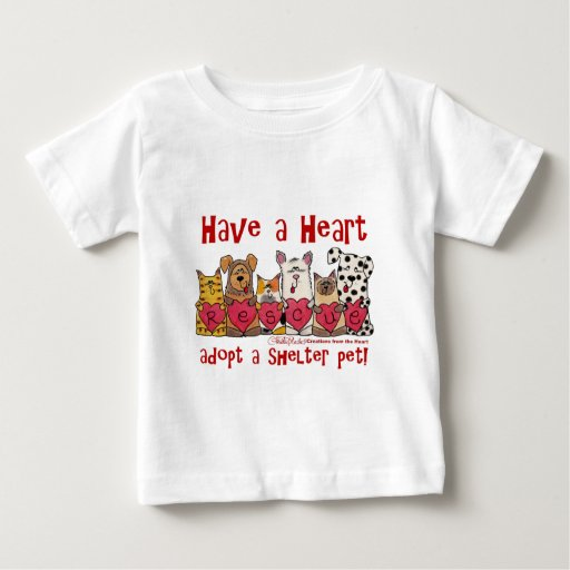 Have a Heart Tee Shirt