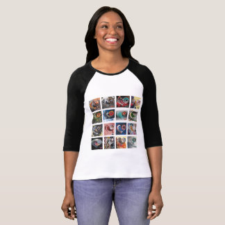 Have A Heart Women's Long Sleeve Raglan T-Shirt