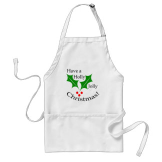 Have a Holly Jolly Christmas! Apron