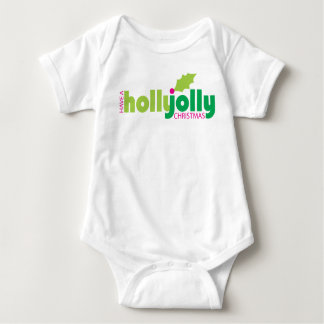 Have a Holly Jolly Christmas Infant Tshirt