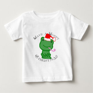 Have a Hoppy Christmas! Baby T-Shirt