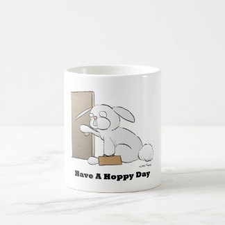Have a Hoppy Day Coffee Mugs