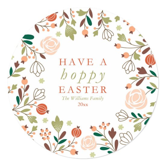 Have a Hoppy Easter Card