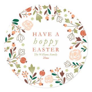 Have a Hoppy Easter Custom Invites
