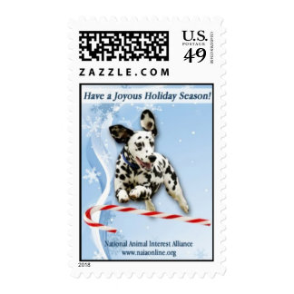 Have a Joyous Holiday Season! Postage Stamps