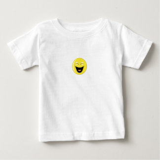 Have a Laugh Smiley Face Baby T-Shirt